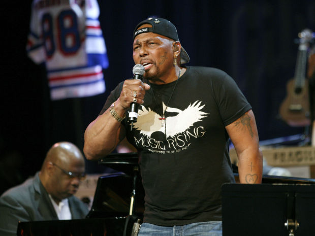 Aaron Neville Duo at Powell Symphony Hall